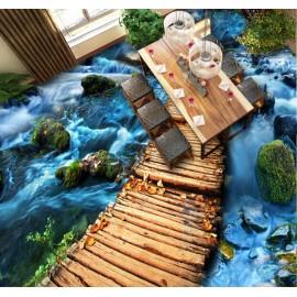 Gạch 3D lót sàn - S111