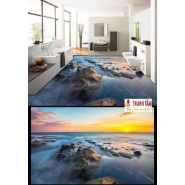 Gạch 3D lót sàn - S222