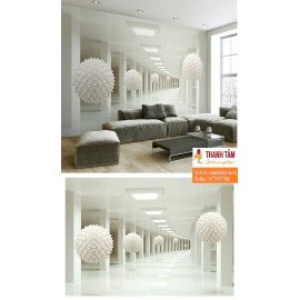 Gạch 3D ốp tường - T641