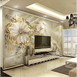 Gạch 3D ốp tường - T750