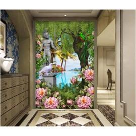 Gạch 3D Phòng Khách -T2164