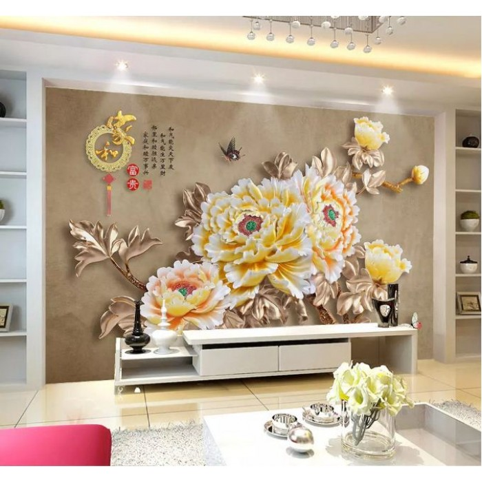 Gạch 3D ốp tường - T2190