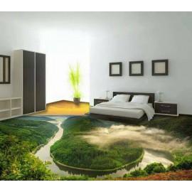 Gạch 3D lót sàn - S003